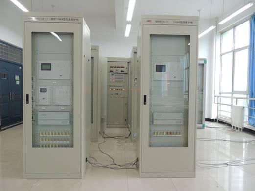 微机保护实训室