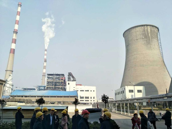 华能电厂-外景图